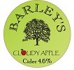 Barley's Cloudy Apple